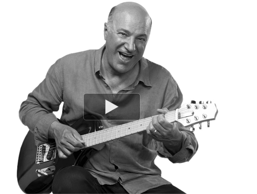 Kevin O'Leary Guitar