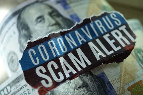 Security Summit partners warn taxpayers of new COVID-related text scam